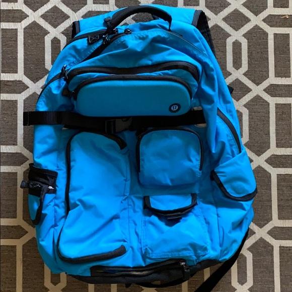 lululemon athletica Handbags - lululemon athletica Cruiser Backpack